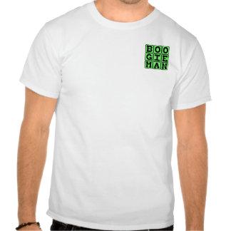 Boogie Man Scary Dude Tee Shirt