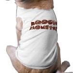 Boogie Monster Dog Shirt