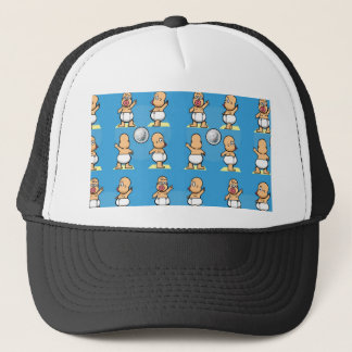 Boogie Trucker Hat