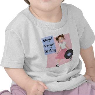 Boogie Woogie Darling T-shirt