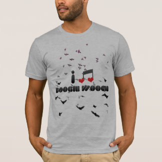 Boogie Woogie fan T-Shirt
