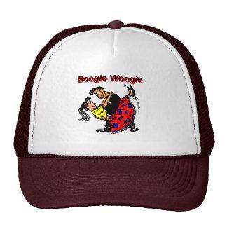 Boogie Woogie Trucker Hats