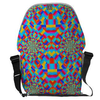 Boogie Woogie Messenger Bag Courier Bag
