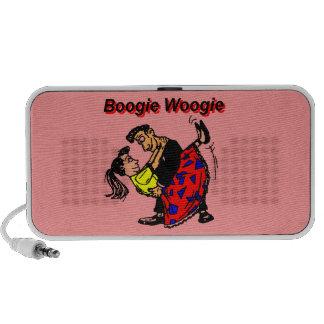 Boogie Woogie PC Speakers