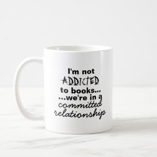 Book Addict Mug