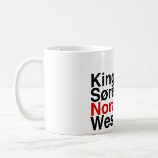 Book Boyfriend- Kingsley, Soren, Nora, Wes Basic White Mug