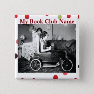Book Club - Customize Your Own Button