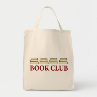 Book Club Gift For Readers Tote Bag