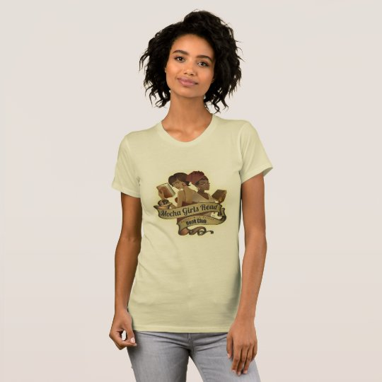 Book Club Logo T-shirt