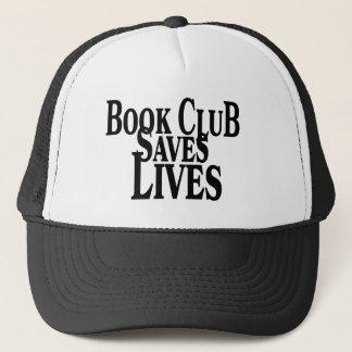 Book Club Saves Live Trucker Hat
