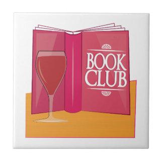 Book Club Tile