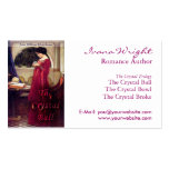 Book Cover ~ Author Business Card
