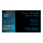 Book Cover Author Business Card