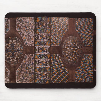 Book cover mouse mat