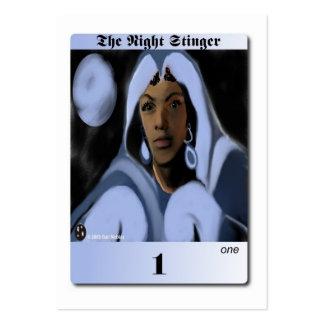 Book em Deck Business Card Templates