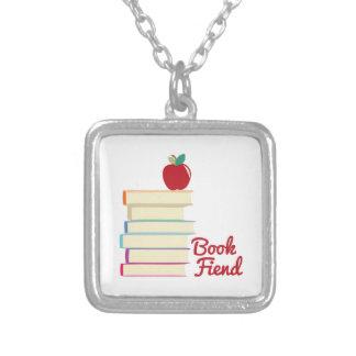 Book Fiend Pendants