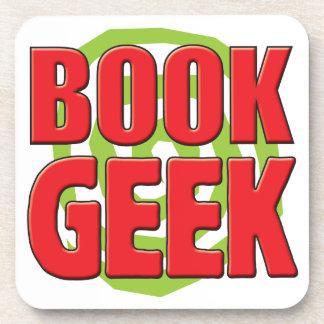 Book Geek Coasters