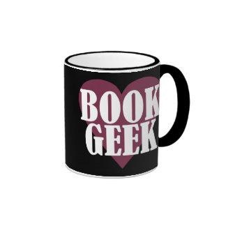 Book Geek Coffee Mugs
