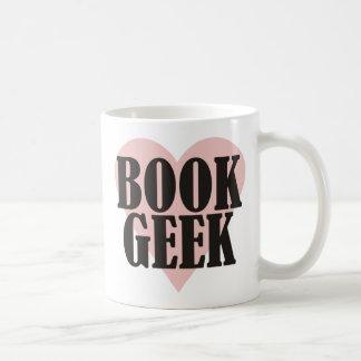 Book Geek Coffee Mug