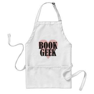 Book Geek Standard Apron