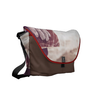 Book glove courier bag