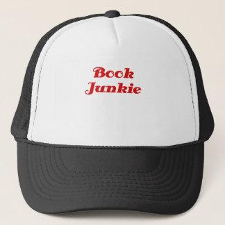 Book Junkie Trucker Hat