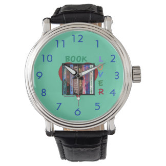 Book Lover Watch