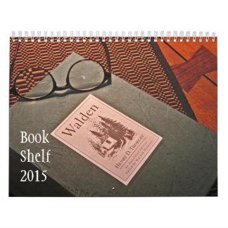 Book lovers calendar
