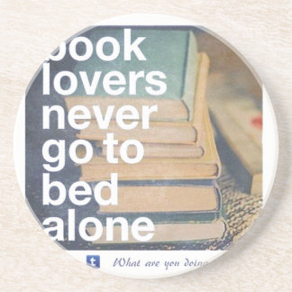 Book lovers - Loving of Books Drink Coaster