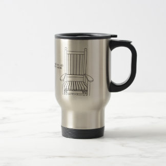 Book Me a Date with Grandma Stainless Steel Travel Mug