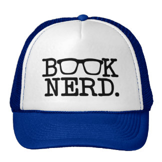 Book Nerd funny hat