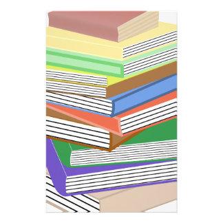 Book Nerd Custom Stationery