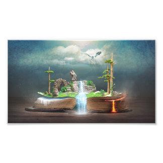 Book OF Fairytales Photo Art