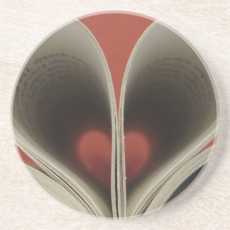 Book of Hearts Coasters
