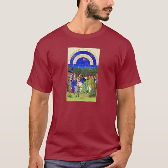 Book of Hours - Month of May T-Shirt