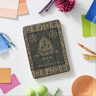 Book of Shadows Dark iPad Air Cover