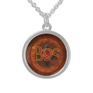 Book of Shadow's Pendant Necklace