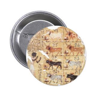 Book of the Dead-Maiherperi-1479bc 6 Cm Round Badge