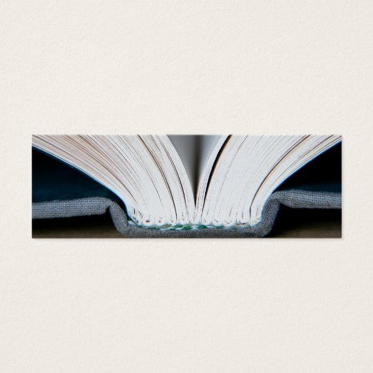 Book Pages (package of 20 small bookmarks) Mini