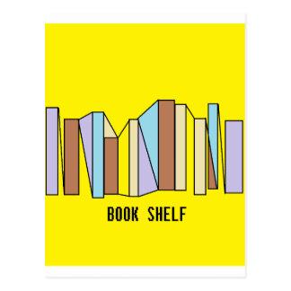Book Shelf Post Cards