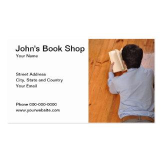 Book Shop Business Card Business Card