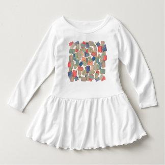 Book Showers Toddler Dress
