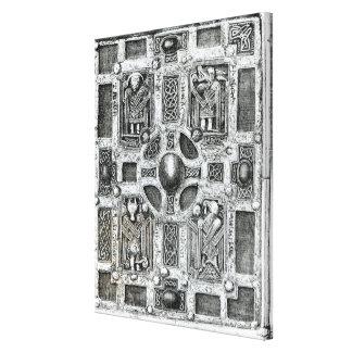 Book-Shrine or Cumdach of Molaise, c.1001-1025 Canvas Print