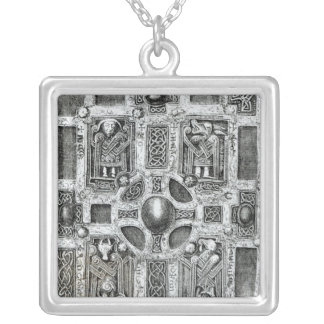 Book-Shrine or Cumdach of Molaise, c.1001-1025 Silver Plated Necklace