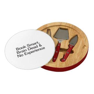 Book Smart, Brain Dead & No Experience.ai