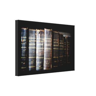Book Smart Canvas Print