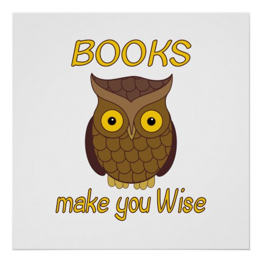 Book Wise Poster