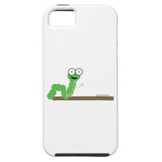 Book Worm iPhone 5 Cover