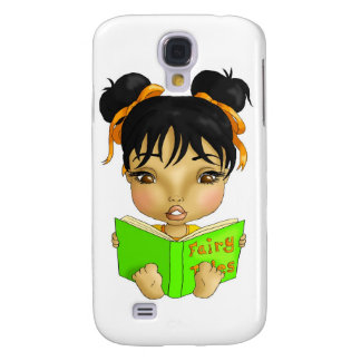 Book worm samsung galaxy s4 cover