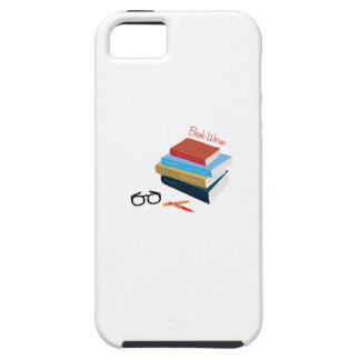 Book Worm Case For iPhone 5/5S